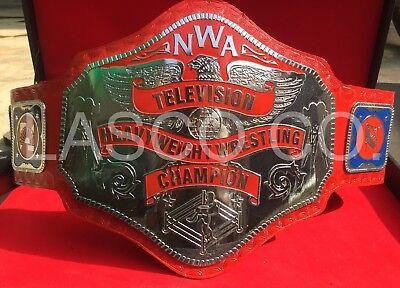 NWA Television Heavyweight Championship Title Replica Belt