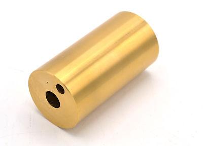 Block Style Calorimeter - Brass - Eisco Labs