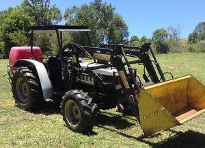 Lamborghini 4WD 70 hp tractor plus attachments Eltham Lismore Area Preview