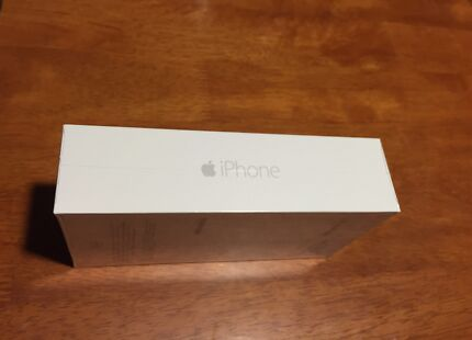 iPhone 6 Plus 64gb Silver Unlocked Brand New Sealed Box Mount Gravatt Brisbane South East Preview