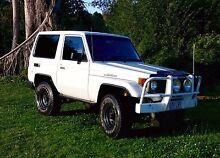 1990 Toyota LandCruiser SWB 3.4l diesel Doonan Noosa Area Preview