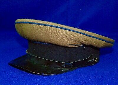 2503f17f2d640 Soviet Union Russian Russia USSR WW2 Model 1935 Officer s Visor Hat Cap