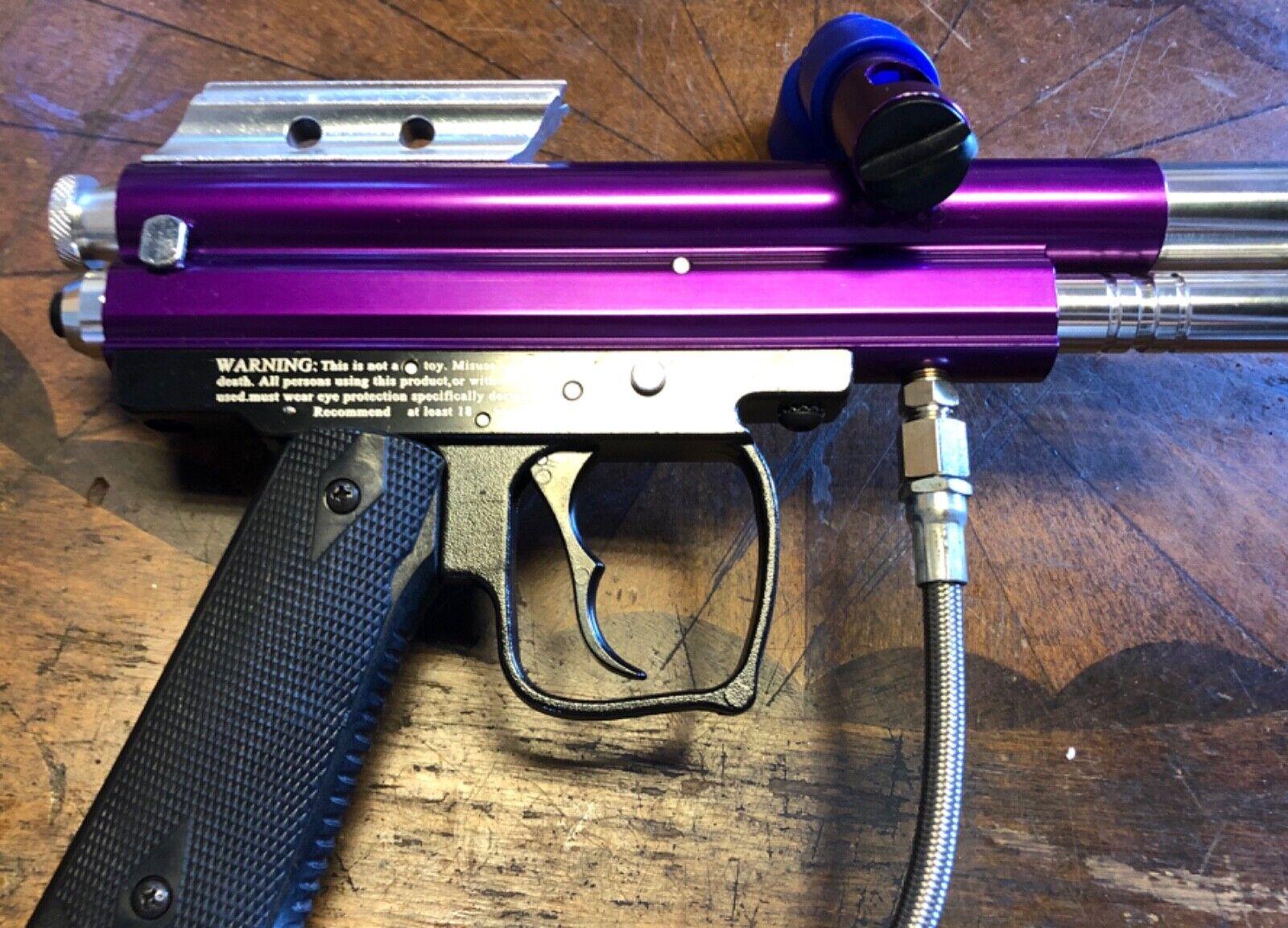SPYDER FENIX PAINT BALL MARKER GUN unused