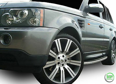 Land Rover Range Rover Sport 2005 - 2013 Running Boards Side Steps OE STYLE