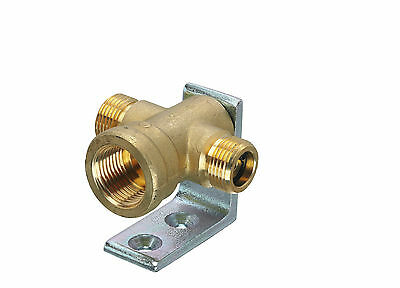 CALOR GAS BRAND DOUBLE CYLINDER SAFETY WALL BLOCK