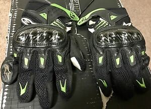 Motorcycle Gloves (2 Pairs)