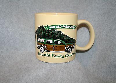 National Lampoon's Griswold Family Christmas Vacation Big Mug 16 oz Warner Bros