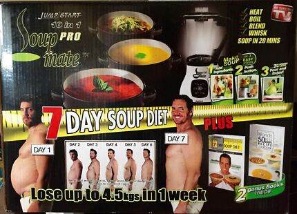 Soup Mate Pro Earlwood Canterbury Area Preview