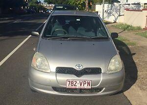 2002 Toyota Echo Hatchback w. Bluetooth New Farm Brisbane North East Preview