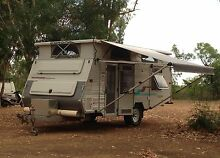 2001 Coromal Pioneer XC Seka Off-road Poptop FAMILY Tin Can Bay Gympie Area Preview