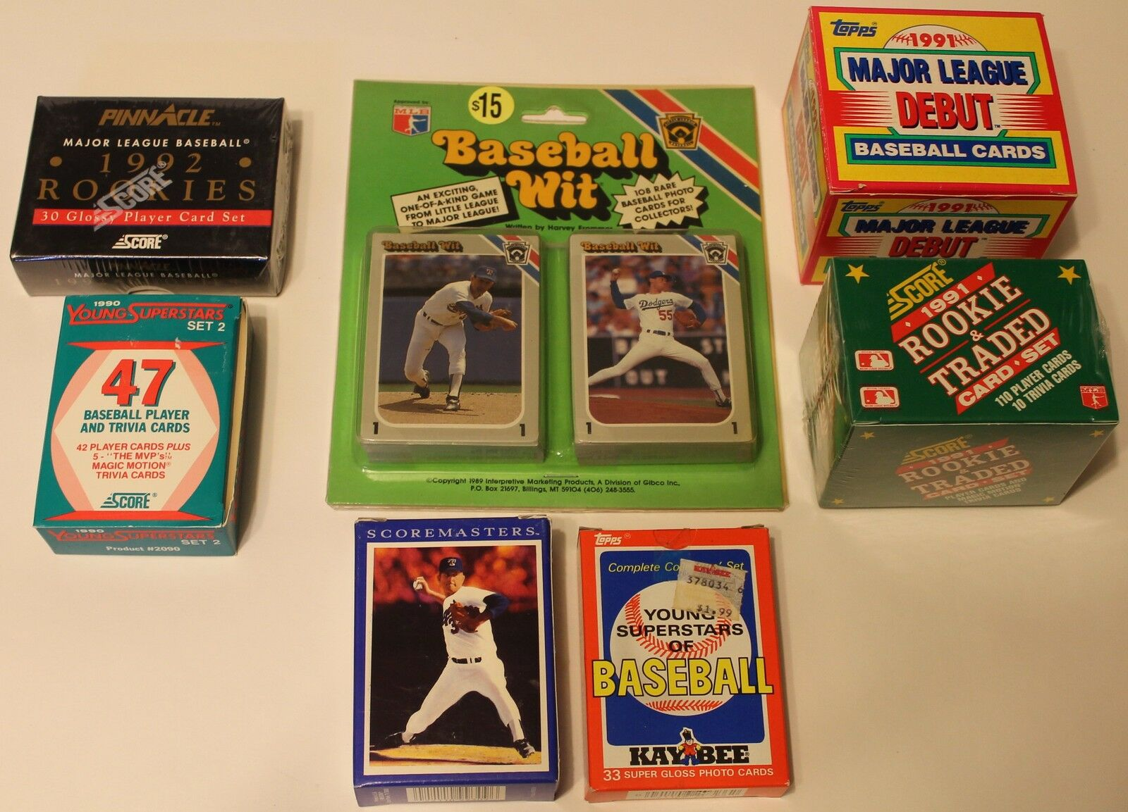HOBBY COLLECTIBLES AND MORE