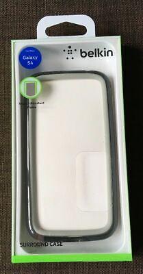 Black Galaxy Stone (Belkin Surround Case for Samsung Galaxy S4 in Black/Stone)