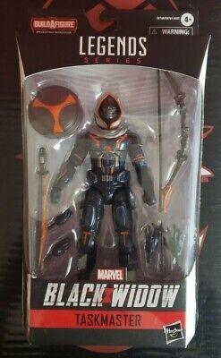 Hasbro Marvel Legends Taskmaster - Black Widow Crimson Dynamo Wave - Case Fresh