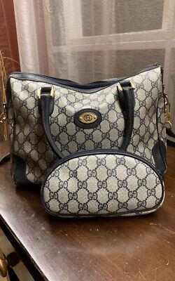 Gucci Boston Bag & Pouch