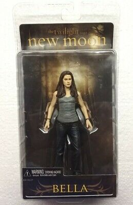 "Twilight Saga New Moon Movie Bella Swan 7"" NECA Action Figure Toy Doll NEW"
