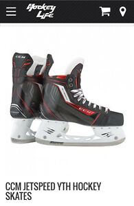 Youth CCM Jetspeed 270 Junior Skate (size 13) London Ontario image 3
