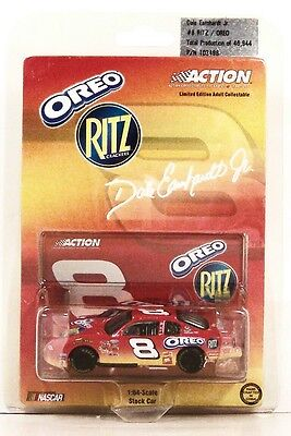 Action Dale Earnhardt Jr 8 Oreo Ritz 1/64