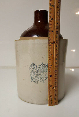 Western Stoneware Crock Small