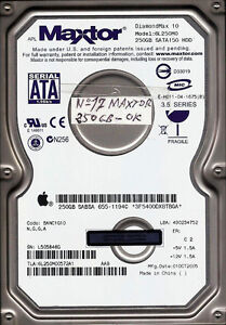 DISCO-DURO-MAXTOR-APPLE-DIAMONDMAX-250-GB-3-5-hard-disk-250GB