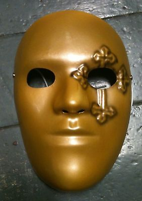 Hollywood Undead Danny Boy Maske, Kostüm Dannyboy Neue Gold Duece - Hollywood Masken Kostüm