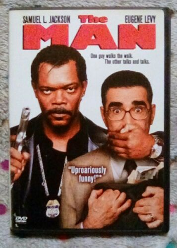 The Man DVD - $6.90