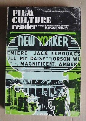 R40280 Film Culture Reader - PAPERBACK - 1970 - Englisch