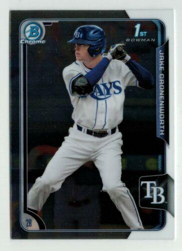 2015 Bowman Draft Picks #197 Jake Cronenworth Baseball Card-MINT