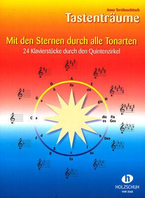 Mit den Sternen durch alle Tonarten - Verlag: Holzschuh VHR3568 9783864340963