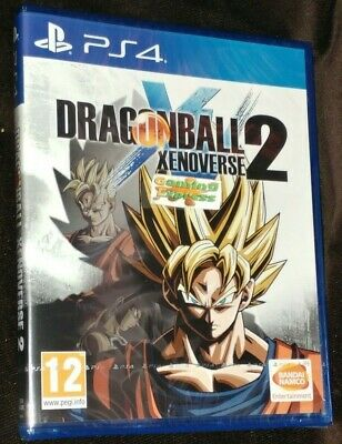 Dragon ball Xenoverse 2 Playstation 4 PS4 NEW SEALED Dragonball Free UK p&p