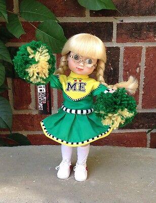 "Tonner Mary Engelbreit Ann Estelle PEP SQUAD 10"" Cheerleader Sophie Doll Glasses"