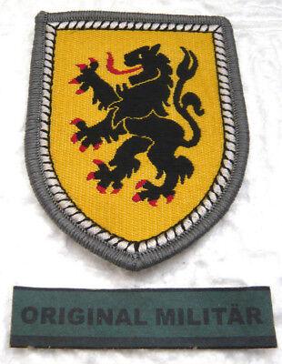 Bundeswehr Verbandsabzeichen Gebirgsjägerbrigade 23 Uniform  Abzeichen Patch