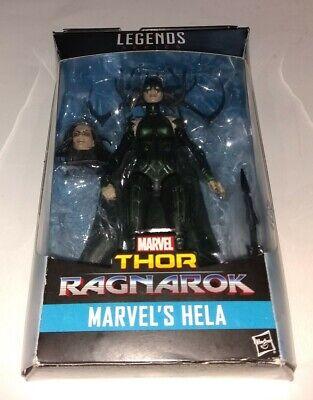 """Marvel Legends Thor Ragnarok Gladiator  Hulk BAF Wave Hela 6 1/2"""" Action Figure"""