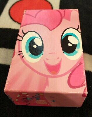My Little Pony OOP MLP Collector's Box: Pinkie Pie Season 1 w/ cards & more!