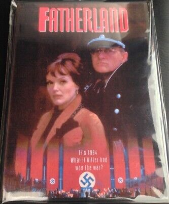 FATHERLAND (1994) CLASSIC MINISERIES STARRING RUTGER HAUER [DVD]