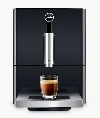Jura A1 Bean-to-Cup Coffee Machine 1450W 15 Bar 1.1 Litre Piano Black