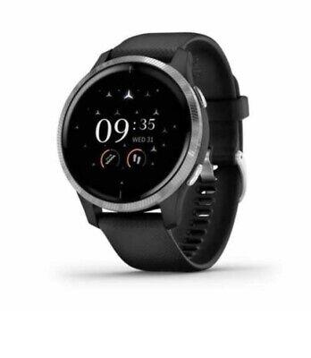 Original Mercedes-Benz GARMIN Venu® ENERGIZING Smart Wristwatch Black B66959120
