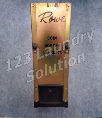 Rowe Coin Hopper Pn 60250276 Used