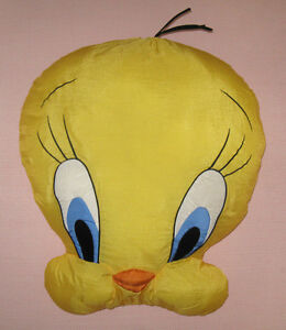 New Garfield Tweety Dalmatian Sylvester Bugs Bunny Duffy Duck Shaped Pillows