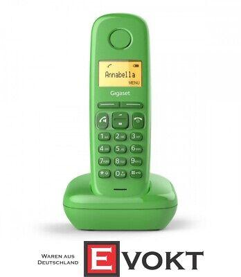 Gigaset A270 green landline telephone cordless Hearing aid c
