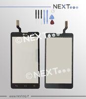 Vetro Touch Screen Per Schermo Display Lg Optimus L9 Ii Nero + Kit Riparazione -  - ebay.it