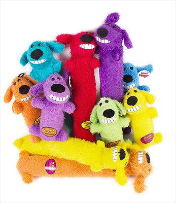 Multipet Loofa Dog Plush Toy 18