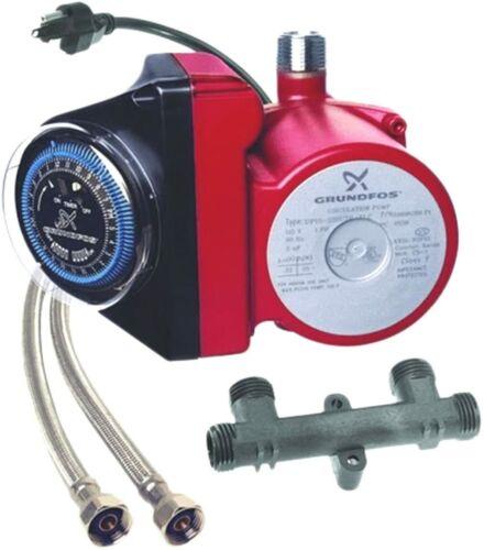 Grundfos GRU-595916 Recirculating Hot Water Pump Comfort System - New in box