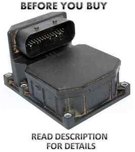 2000-2001-2002-2003-BMW-525-525i-ABS-Pump-Control-Module-Bosch-Repair-Kit