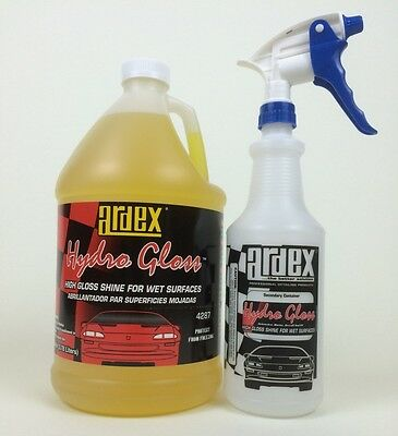 Ardex Hydro Gloss   Protective  One Step Clean And Shine Wet Or Dry   Gal