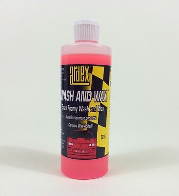 Best Car Wash Wax - Car-Truck-Boat-RV Wash and Wax 16 oz.DIY Like The