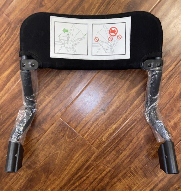 Joovy Kid Caboose Stroller Infant Car Seat Adapter Extension Black