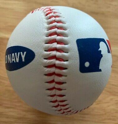 OLD NAVY CLOTHING STORE MLB PROMOTION ADVERTISING BASEBALL RARE PROMO BALL