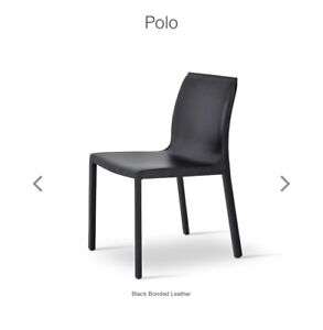 Polo Leather Chairs by sohoConcept FLOOR MODEL SALE!