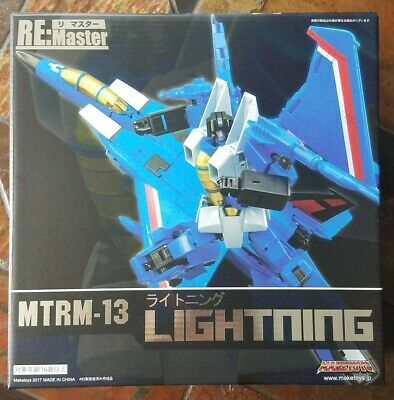 Maketoys Lightning MTRM-13 RE:Master Transformers 3rd Masterpiece Thundercracker