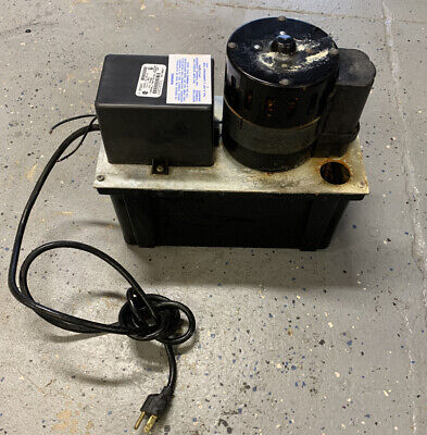 Little Giant 553240 Vcl-45uls Condensate Removal Pump 45 Lift 115 V